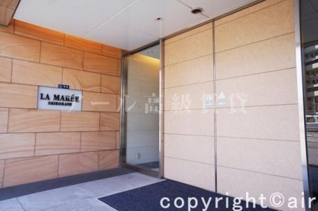 293b62e4da26 港区白金に立地する、高級賃貸マンションのラ・マーレ白金です