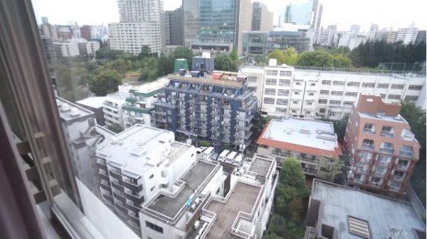 ロイジェントパークス赤坂の眺望